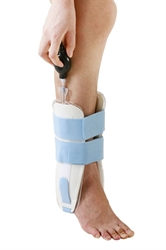 Picture of AnkleGuard Inflatable Stirrup Brace
