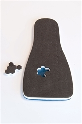 Picture of Footshield Optional Hex Insole (Wedge Shoe)