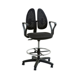 Picture of Dynaspine Operator Chair Incl Arms