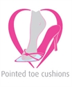 Picture of Foot Heaven Pointed Foot Cushions