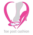 Picture of Foot Heaven Toe Post Cushions