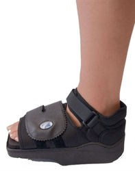 Picture of Footshield Wedge Shoe Offloader with Hex Insole
