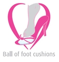 Picture of Foot Heaven Ball of Foot Cushions