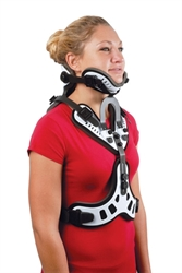 Picture of Replacement Pads for Cybertech CTO Cervical Thoracic Orthosis