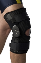 Picture of CoolMesh ROM Knee Brace - Short