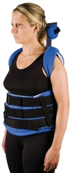 Picture of Neuroflex Tec Safespine TLSO -  Hyperextension Cervical Attachment